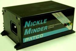PC-8050 Nickel (Ni-Cd & Ni-MH) Battery Charger, 2.4 VDC to 24 VDC (2 cells to 20 cells); 0.2 Amps to 5.0 Amps