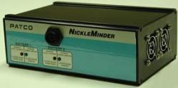 PC-8500 Nickel (Ni-Cd & Ni-MH) Battery Charger, 2.4 VDC to 24 VDC (2 cells to 20 cells); 0.2 Amps to 5.0 Amps; Dual Output